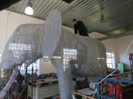 Porod slona