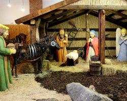 Vánoční světýlka se v KOVOZOO rozsvítí v sobotu 30.11.2019